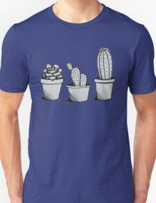 Cacti Trio Unisex T-Shirt