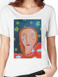 Nov 15 no 12 Women's Relaxed Fit T-Shirt