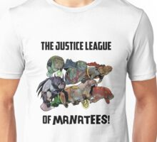 Justice League of Manatees SALE! T-Shirt