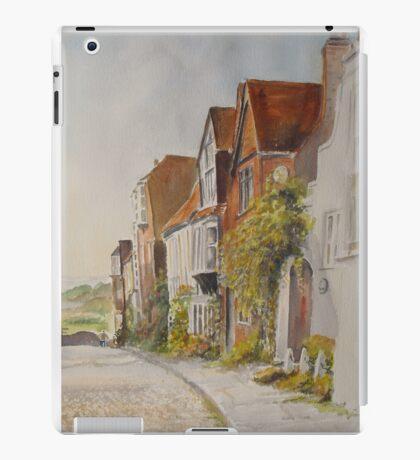 A lane in Rye - East Sussex iPad Case/Skin