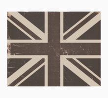 Old United Kingdom Flag One Piece - Short Sleeve