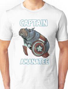 Captain Amanatee SALE! Unisex T-Shirt