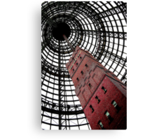 Towering Vortex Canvas Print