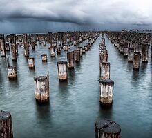 Princes Pier by Robyn Meyer