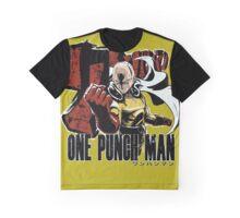 One Punch Hero Graphic T-Shirt