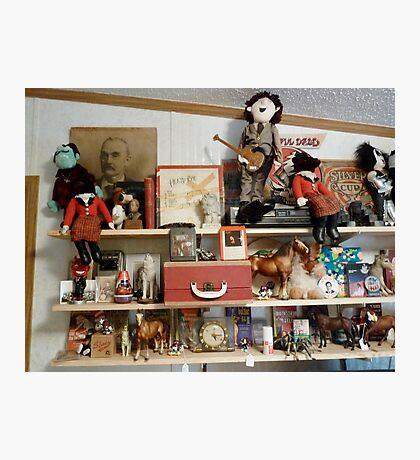 My Shelves #1 Photographic Print
