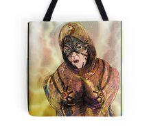Robot Mother Warrior Tote Bag