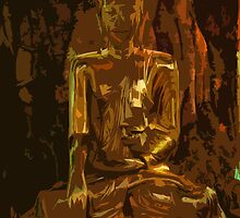 iBuddha by PerkyBeans