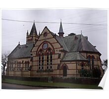 Morpeth Convent Poster