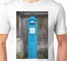 City Of London Blue Police public call  box Unisex T-Shirt