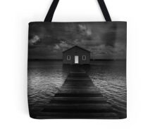 The Old Boat Shed Tote Bag
