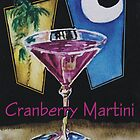 Cranberry Martini by Carlos Solorza