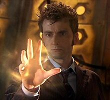 10th Doctor (David Tennant) Pre-Regeneration Poster by PiswuGlad