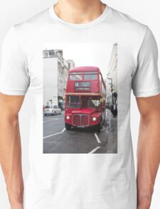 Number 15 London Bus to Tower Hill T-Shirt