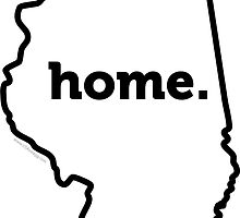 Illinois. Home.  by USAswagg