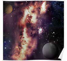 five hundred million light years and a dash of quantum mechanics Poster