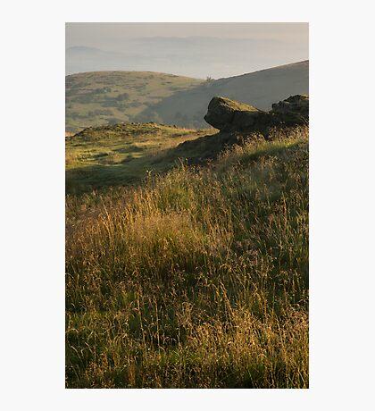 North Hill, The Malvern Hills Photographic Print