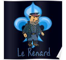 Le Renard Poster