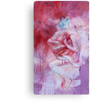 A matter of interpretation Canvas Print