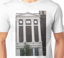The Royal Society of Arts in the Strand London Unisex T-Shirt