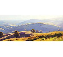 Megalong Valley Photographic Print