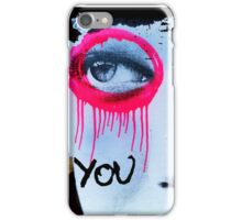 Pink view case iPhone Case/Skin
