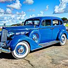 Packard 1937 120C by Dean Wiles