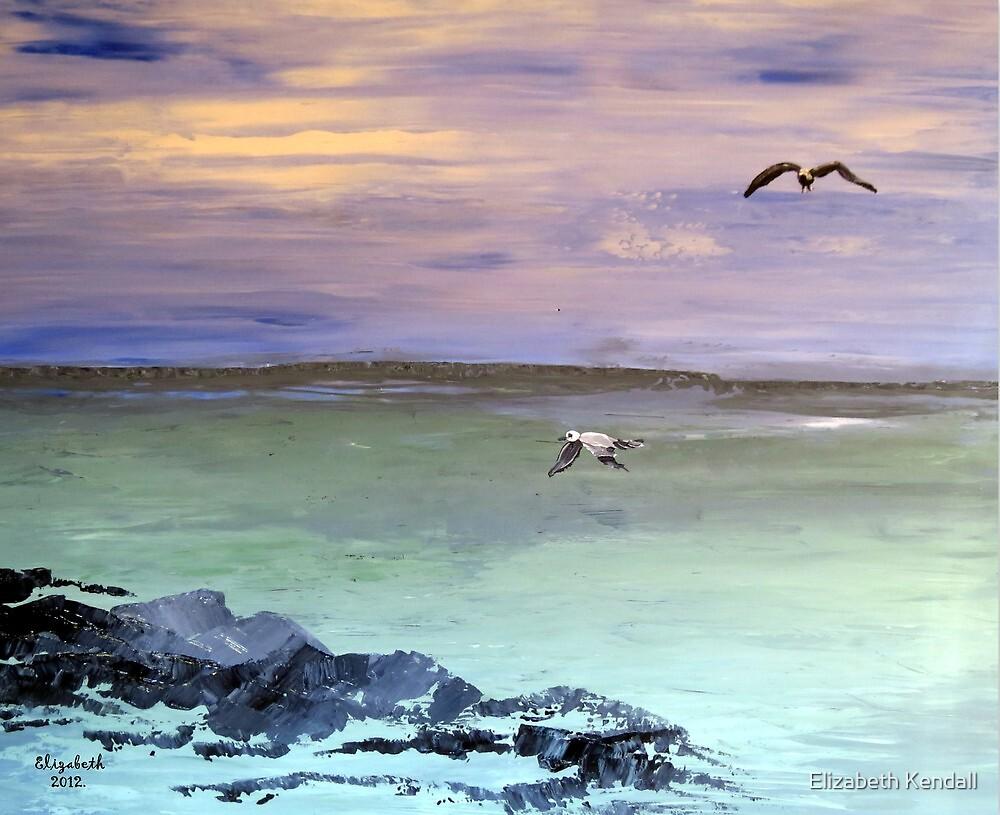 Serenity by Elizabeth Kendall