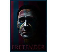 Pretender Photographic Print