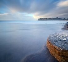 The Streak - Newport NSW by Malcolm Katon