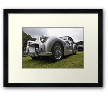Triumph TR2 Francorchamps (1954) Framed Print