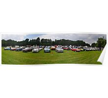 Lots of classic cars Poster