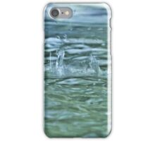 The Weight of Water iPhone Case/Skin
