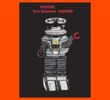 Danger WIll Robinson, Danger! Kids Clothes