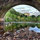A Calm Swale, Richmond by Mat Robinson