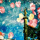 portmeirion in bloom by captainbonobo