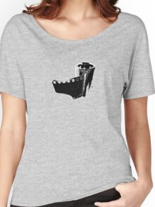 Analog life, 35mm film Women's Relaxed Fit T-Shirt