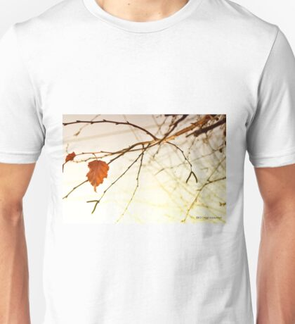 Remains of the Day Unisex T-Shirt