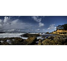Boiler Bay Oregon Coast Photographic Print