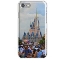 Magic Kingdom iPhone Case/Skin