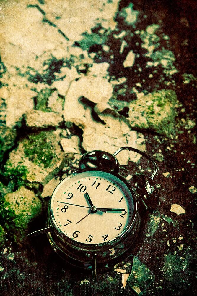 Alarm clock by Sharonroseart