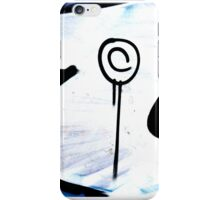 Copyright case iPhone Case/Skin