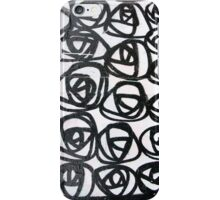 Circle case iPhone Case/Skin