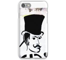 French touch case iPhone Case/Skin