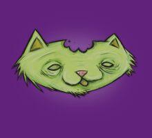 Zombie Kitty  by Poncho Byrne