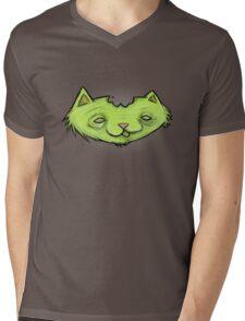 Zombie Kitty  Mens V-Neck T-Shirt