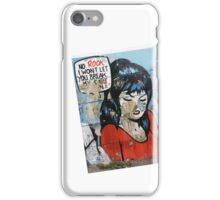 No rock case iPhone Case/Skin