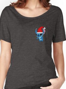 Cute christmas Stitch Women's Relaxed Fit T-Shirt