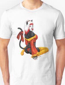 Geisha Kitty Pinup T-Shirt