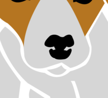 Jack Russell  Sticker